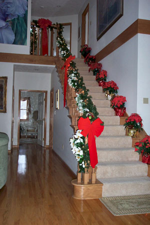 Christmas decorating ideas dream house experience for Ideas for decorating my home for christmas