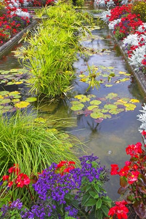 Using Water In Feng Shui Landscaping